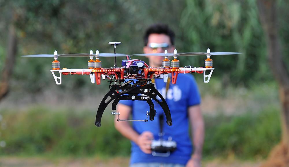 Droni: cambiano le regole per volare in Europa