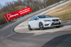 La SEAT Leon ST CUPRA: la familiare più veloce a Nürburgring
