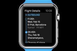 eDreams e Apple Watch, l'avanguardia della tecnologia arriva al settore dei viaggi