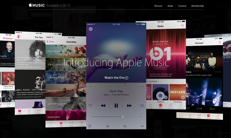 le royalties di Apple Music