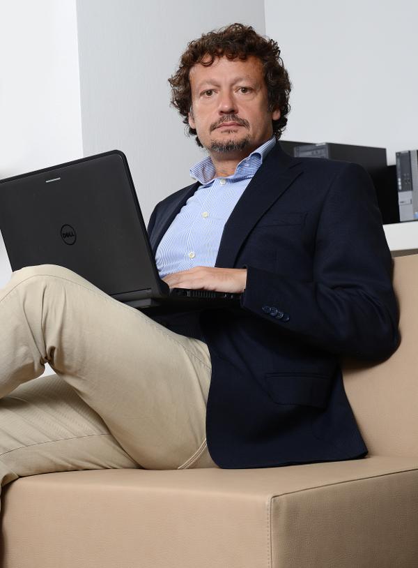 Cristiano Pacitto general manager di Datamatic Sistemi e Servizi