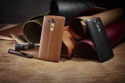 LG G4: comfortable elegance
