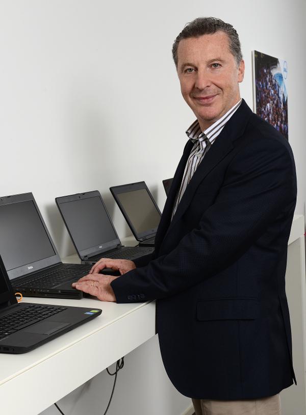 Pierguido Conti healthcare business manager di Datamatic Sistemi e Servizi