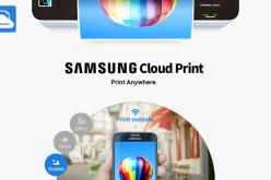 Le soluzioni di stampa mobile Samsung si aggiornano con l'App Cloud Print