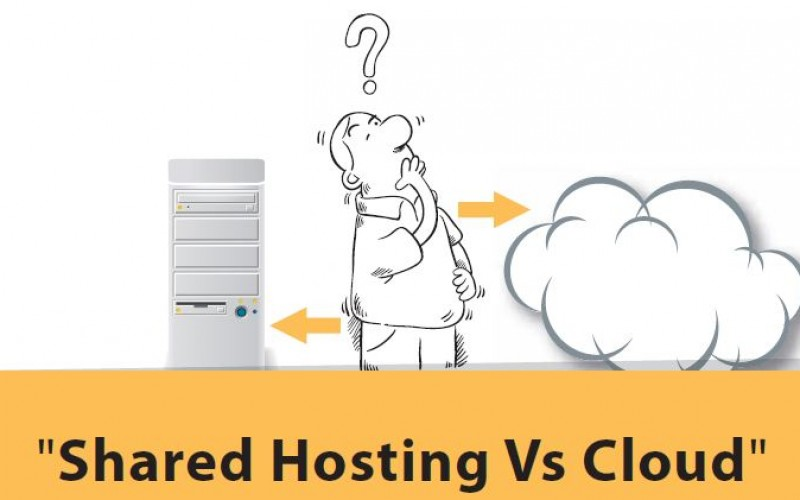 White Paper gratuito Shared Hosting VS Cloud Server