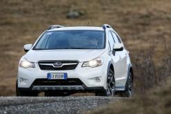 Il Crossover7 di Subaru premiato con ASV+ dal programma JNCAP