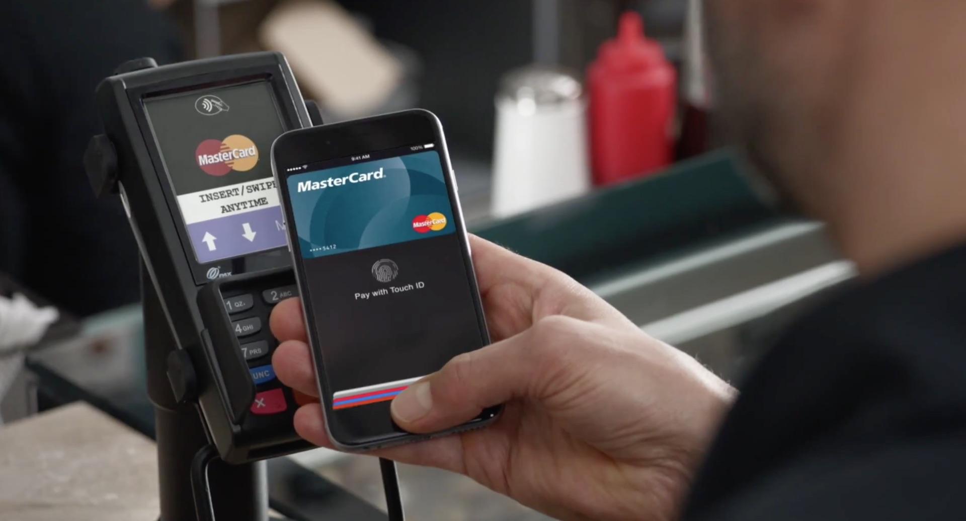 Apple Pay arriva in Gran Bretagna