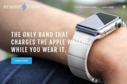 Un cinturino raddoppia la batteria di Apple Watch