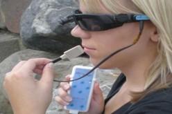 Tecnologia indossabile per ciechi, in futuro vedranno grazie alla lingua