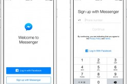 Non serve più Facebook per usare Messenger