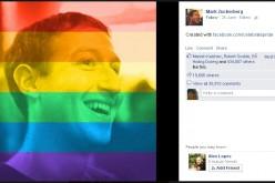 Facebook: il filtro arcobaleno LGBT è un altro test?