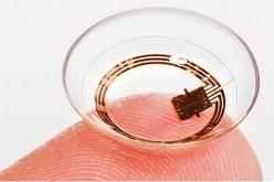 Google brevetta le lenti a contatto per l'autenticazione