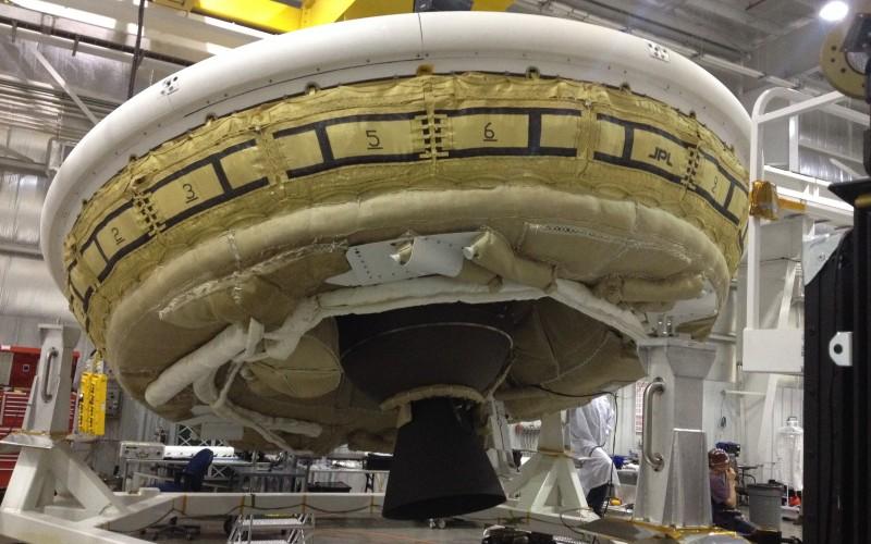 NASA: fallito anche il secondo test per lo sbarco su Marte