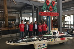 L'auto solare inaugura Make in Italy