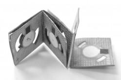 Origami: la batteria fatta di carta e acqua sporca