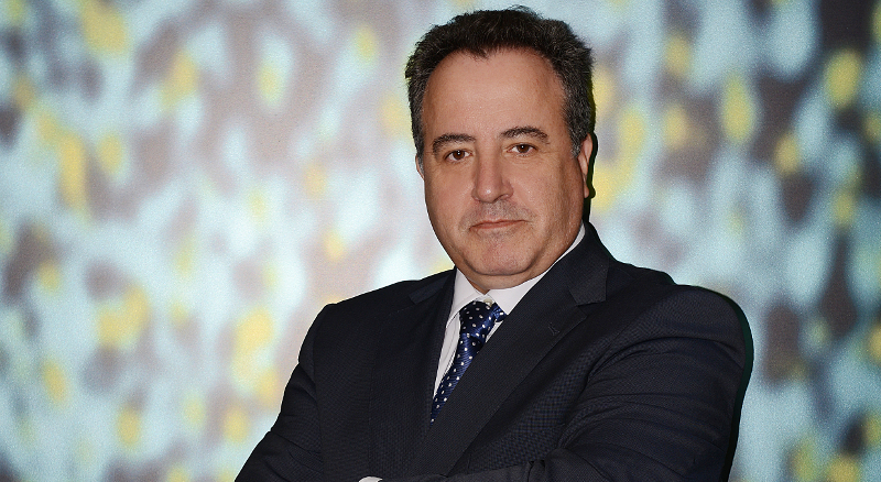 Pedro García amministratore delegato Indra Italia