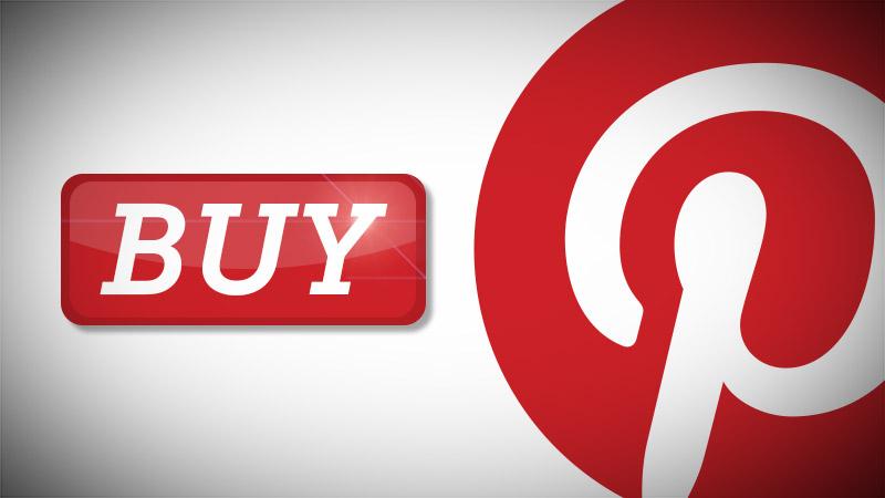Pinterest e Instagram hanno un tasto compra