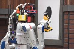 Il coreano DRC-Hubo vince le Olimpiadi dei robot