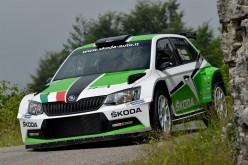 ŠKODA Italia Motorsport dà il benvenuto alla nuova Fabia R5