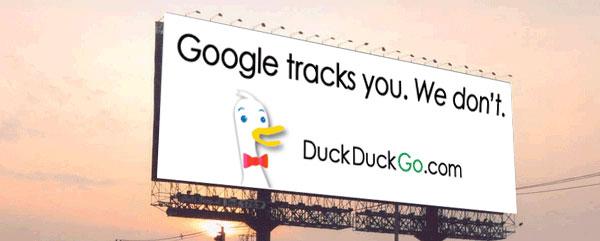 Google aggiunge DuckDuckGo come opzione al motore di ricerca