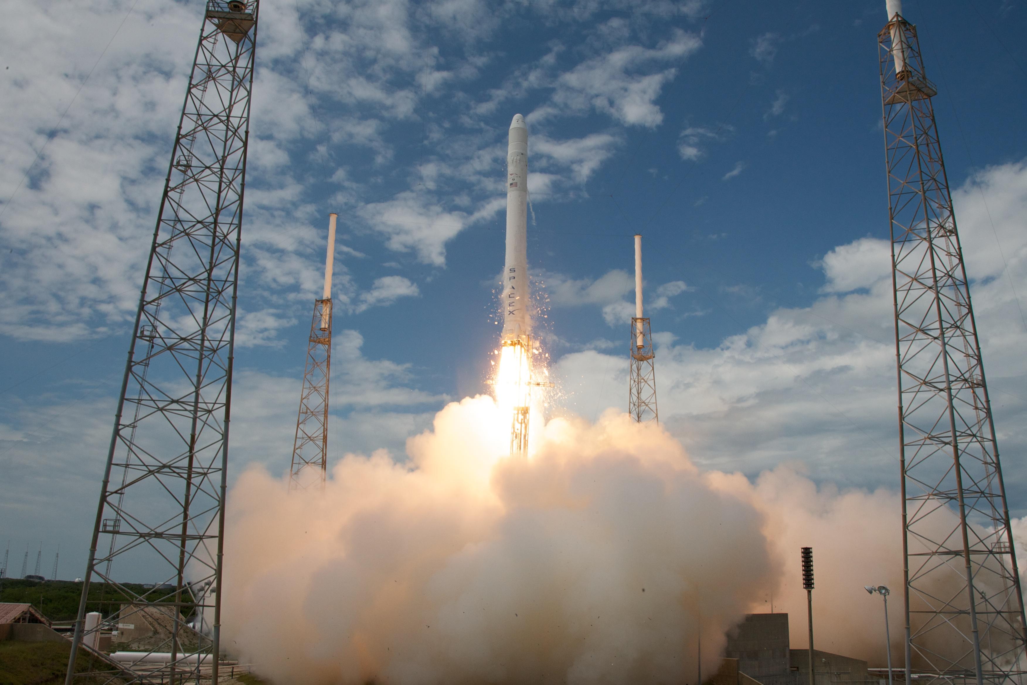 SpaceX porta Israele sulla Luna