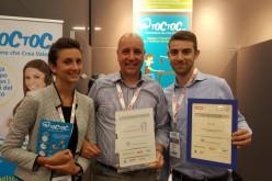 """SMAU Bologna: la startup """"TocToc"""" vince il premio Lamarck"""