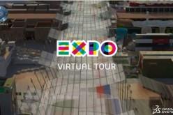 Il Virtual Tour di Expo Milano diventa una narrazione in 3D