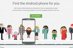 Indeciso su quale smartphone scegliere? Google ti aiuta