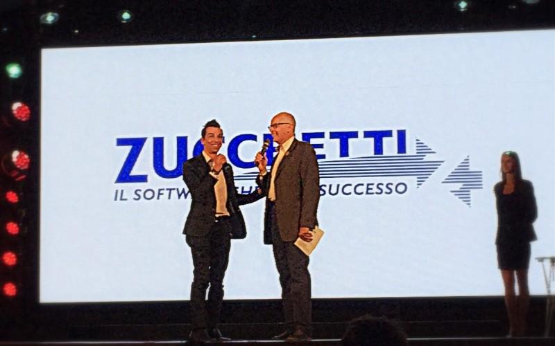 Superbrand Award 2015: premiata Zucchetti