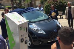 A Roma Fiumicino il primo sistema integrato di ricarica per veicoli elettrici