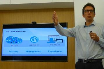Citrix, X1 Mouse per il workspace del futuro