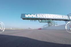 In pista a Silverstone con la Ford Mustang GT