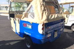 "Expo 2015 e TIM insieme per il tour ""Great Italian Rickshaw Adventure"""