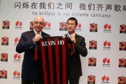 L'AC Milan visita il quartier generale Huawei Consumer Business Group a Shenzhen
