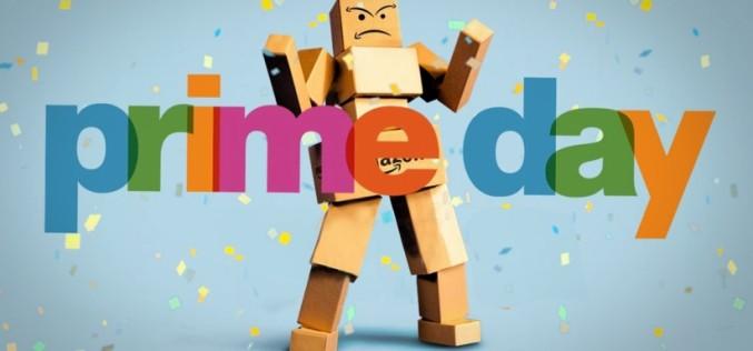 Amazon: il 10 e 11 luglio il terzo Prime Day
