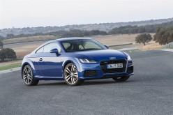 Nuova motorizzazione per la sportiva Audi TT