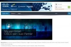 Cisco: al via il progetto italiano MyLearnSmart