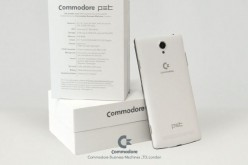 Commodore torna in pista con uno smartphone