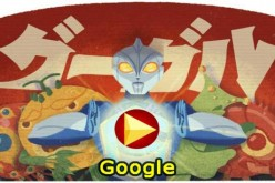 Doodle per gli effetti speciali di Eiji Tsuburaya, papà di Godzilla e Ultraman
