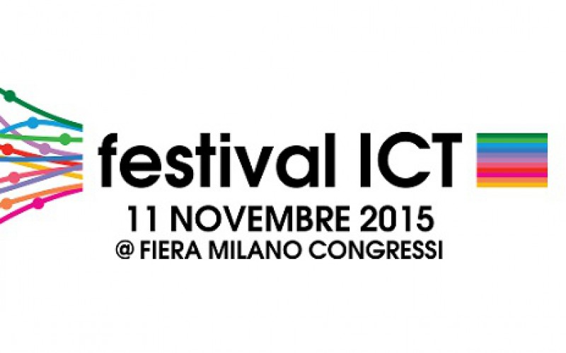 Domani prende il via il festival ICT 2015