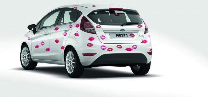 Ford Fiesta: l'auto compatta più venduta in Europa nella prima metà del 2015