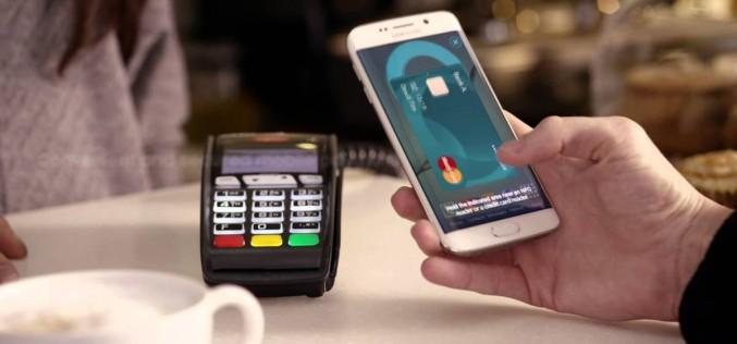 MasterCard amplia la partnership con Samsung per portare Samsung Pay in Europa