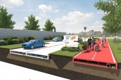 """Strade di plastica in Olanda: rivoluzione """"green"""" contro l'inquinamento"""