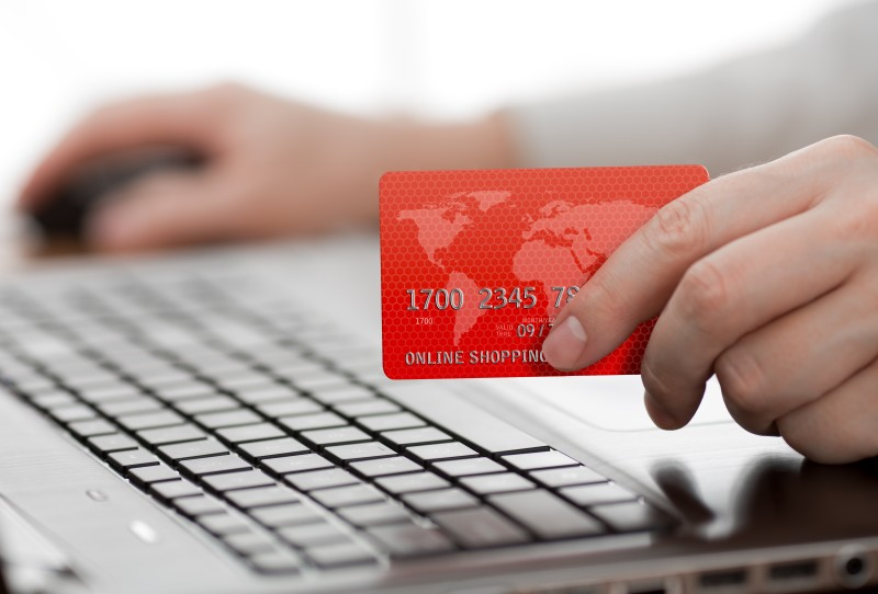 acquisti online con carta