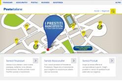Nuova veste grafica per il sito di Poste Italiane