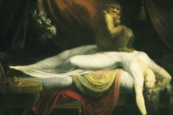 Paralisi del sonno? Molti danno la colpa ai fantasmi