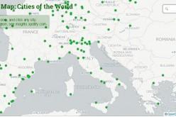 Spotify crea una mappa globale dei gusti musicali