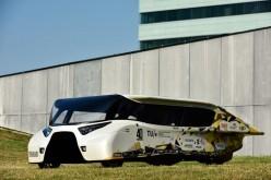 Stella Lux: l'auto a energia solare con 1.000 km di autonomia
