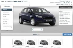 Configuratore Ford: una nuova esperienza per gli utenti online