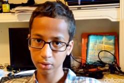 Inventore 14enne arrestato per un orologio autocostruito